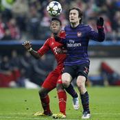 Bayern-Arsenal, Rosicky