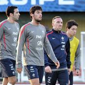 Yoann Gourcuff - Franck Ribéry