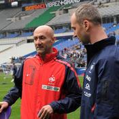 Fabien Barthez-Thierry Omeyer