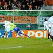 Lorient-Bordeaux penalty Wendel