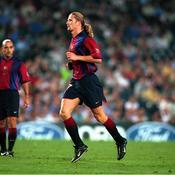 Emmanuel Petit : De 2000 à 2001