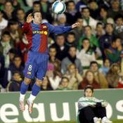 Ludovic Giuly : De 2004 à 2007