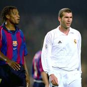 Christanval aura l'occasion d'affronter Zidane lors de ses deux saisons au Barça
