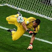 Sergio Romero Penalty