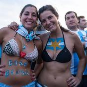 Supportrices Argentine