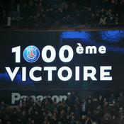 PSG-Nantes : Affichage