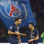 PSG-Nantes : Ibrahimovic