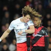 Guingamp-PSG : David Luiz