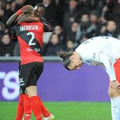 Guingamp-PSG : Ibrahimovic