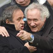 ASSE-Nancy : Platini