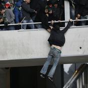 Nice-ASSE, Affrontements 9