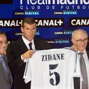 Zinedine Zidane, 75 000 000