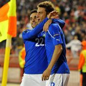 L'Italie ouvre la marque