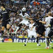 Real-Tottenham, Adebayor