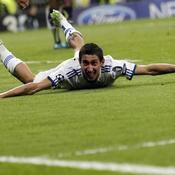 Real-Tottenham, Di Maria But