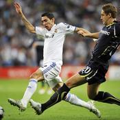 Real-Tottenham, Di Maria