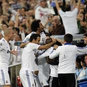 Real-Tottenham, joie Real
