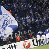 Schalke-Inter, joie