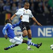 Schalke-Inter, Maicon
