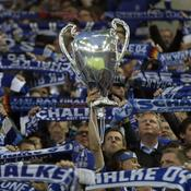 Schalke-Inter, Trophée
