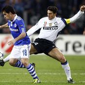 Schalke-Inter, Zanetti