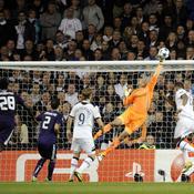 Tottenham-Real, Arrêt Gomes