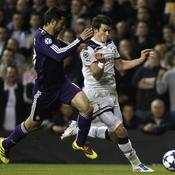 Tottenham-Real, Bale