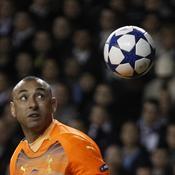 Tottenham-Real, Gomes but