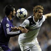 Tottenham-Real, Pavlyunchenko