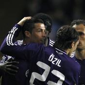 Tottenham-Real, Ronaldo