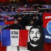 Les supporters parisiens en force