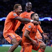 2018 : Manchester City-Lyon 1-2