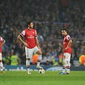 Déception Arsenal