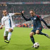 Bayern-City : Ribéry