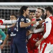 Altercation Cavani et Giroud