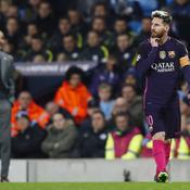 Guardiola vs Messi