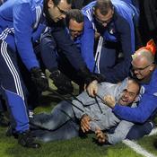 OM-Fenerbahçe Débordement