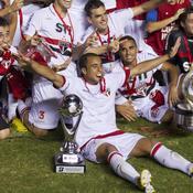 Sao Paulo-Tigre, Coupe Sud Americaine