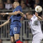 Luxembourg-France, Benzema