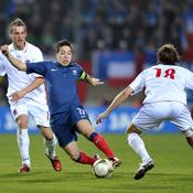 Luxembourg-France, Duel Nasri