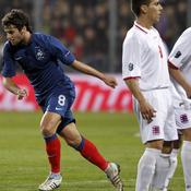 Luxembourg-France, Gourcuff