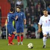 Luxembourg-France, Joie Gourcuff-Nasri
