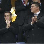 Lyon-Quevilly, Sarkozy