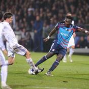 Lyon - Real Madrid : Bafé Gomis