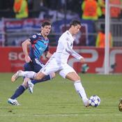 Lyon - Real Madrid : Cristiano Ronaldo