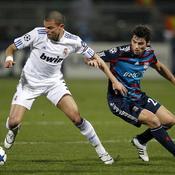 Lyon - Real Madrid : Pepe - Yoann Gourcuff
