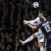 Lyon - Real Madrid : Réveillère - Cristiano Ronaldo