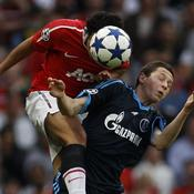MU-Schalke Rafael