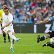 Amical 2013 : Uruguay-France 1-0