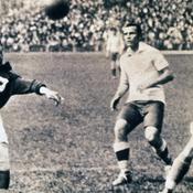 JO 1924 : France-Uruguay 1-5